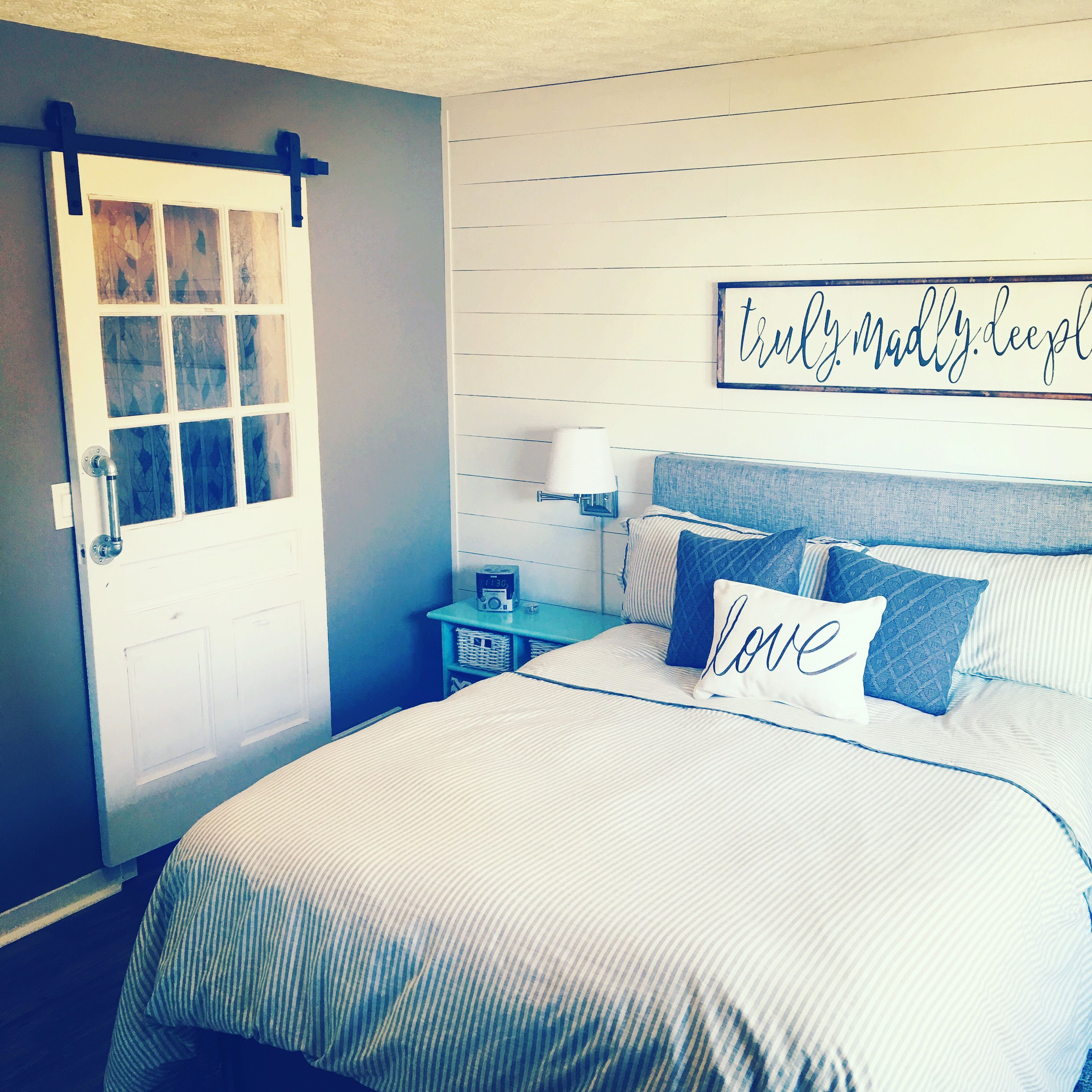 Home Additions Master Bedroom: Master Bedroom Above The Bed Sign