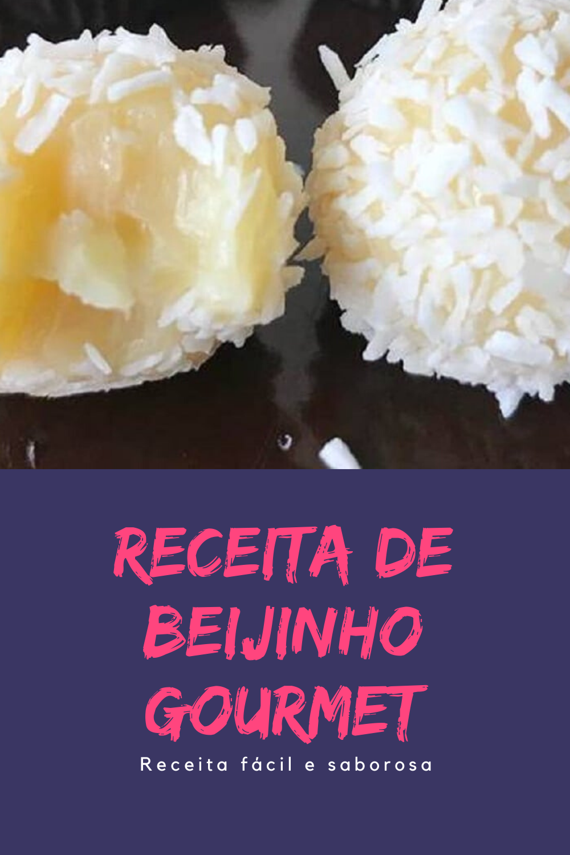 Photo of Receita de beijinho gourmet/ Fácil e deliciosa
