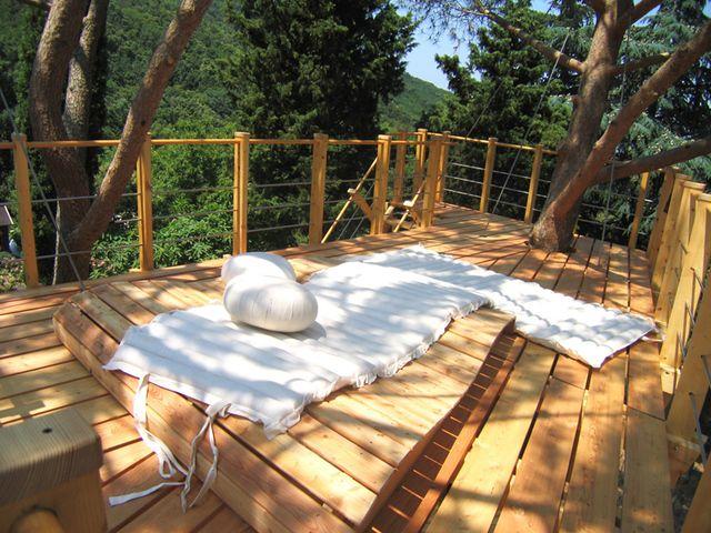 Treehouses: casaluna