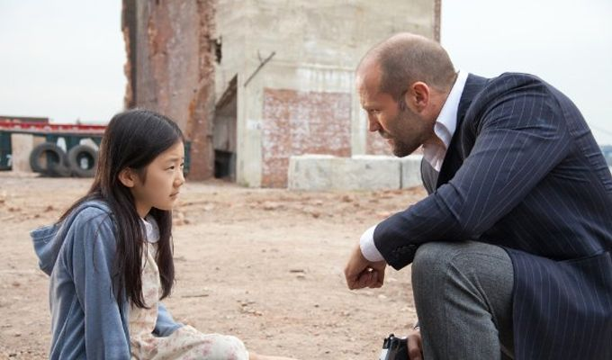 Jason Statham is back to rock NYC. Movie Trailer - Safe.