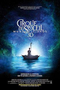Cirque du Soleil: Mundos lejanos 3D - Cirque du Soleil: Worls Away 3D (2012)