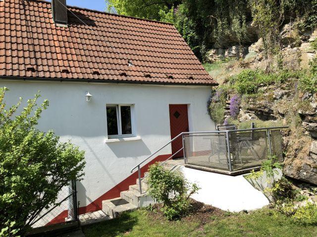 Freistehendes Ferienhaus Mit Umzäunten Garten Und Terrasse