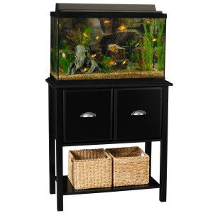 29 Gallon Aquarium Stand Top Fin Durham Petsmart