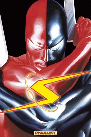 Dynamite® Project Superpowers Hardcovers cover by Alex Ross