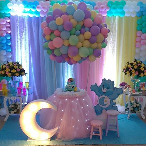Pin En Decoracion Con Globos