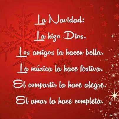 Navidad Frases De Navidad Navidad Pensamientos Y Frases