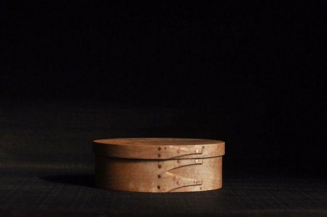 Shaker oval box  http://www.iichi.com/listing/item/471366