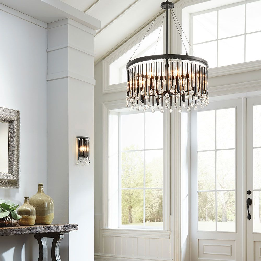 Foyer Design Trends : Foyer lighting trends home design