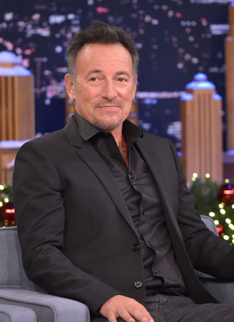 Bruce Springsteen Photos Photos: Bruce Springsteen Visits 'The Tonight Show Starring Jimmy Fallon'