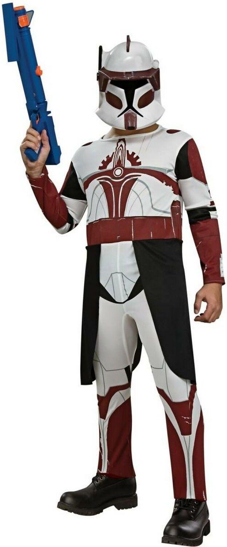 Cody Costume Boys Child STAR WARS Clonetrooper Comm