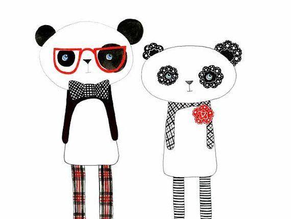 Pin de Spideysaunt en I Heart Pandas | Pinterest