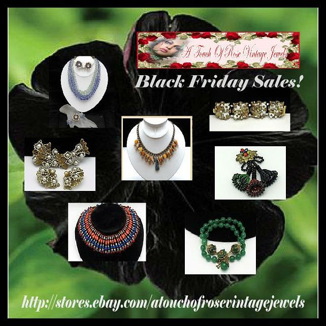 To see all of my items on sale please go to:  http://stores.ebay.com/A-Touch-of-Rose-Vintage-Jewels/_i.html?rt=nc_SaleItems=1&_sid=96656418&_trksid=p4634.c0.m309