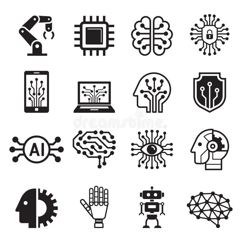 Android Symbol Figure On The White Background Android Is The O Perating System Aff Perating Background Artificial Intelligence Robot Icon Intellegence
