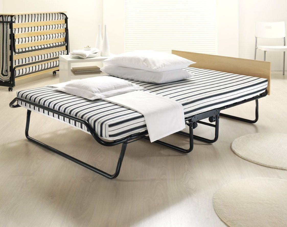 Double Folding Bed Airflow Mattress Portable Camp Travel Guest Sleep Kid Outdo View More On The Link Http Www Zepp Folding Beds How To Make Bed Mattress