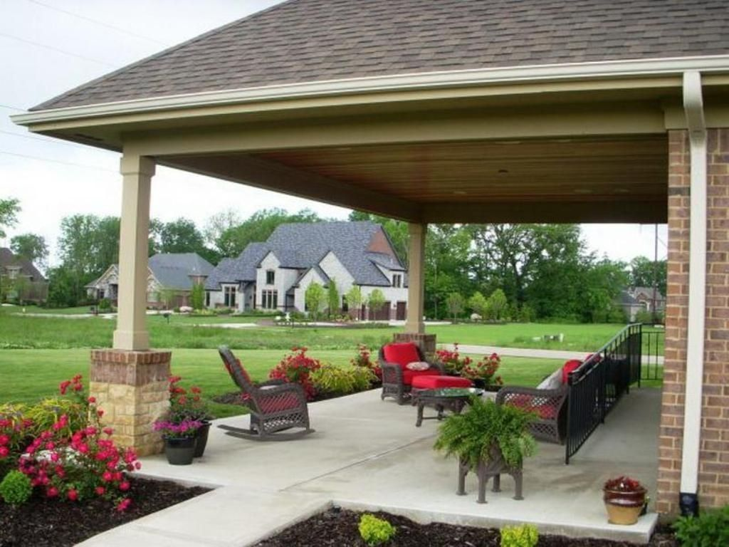 18+ Backyard porch designs info