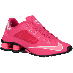 quality design 46192 857cd Nike Shox Superfly R4 - Women s - Fireberry White Black Pink Pow