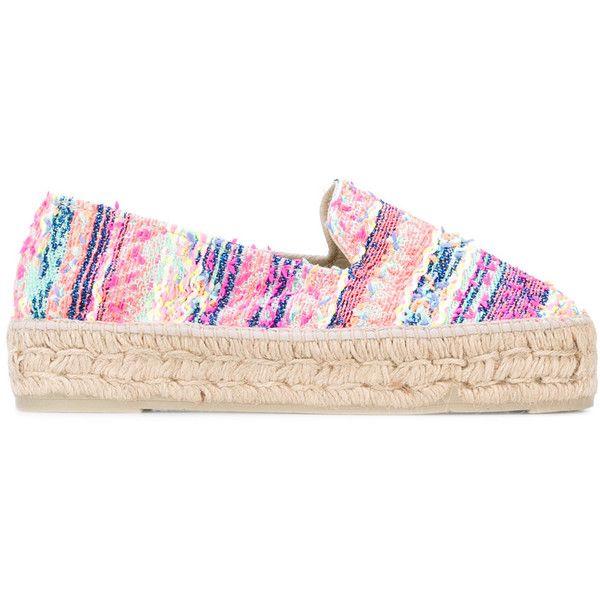 b35399ea2 Manebi Yucatan espadrilles (2,355 EGP) ❤ liked on Polyvore featuring shoes,  sandals,