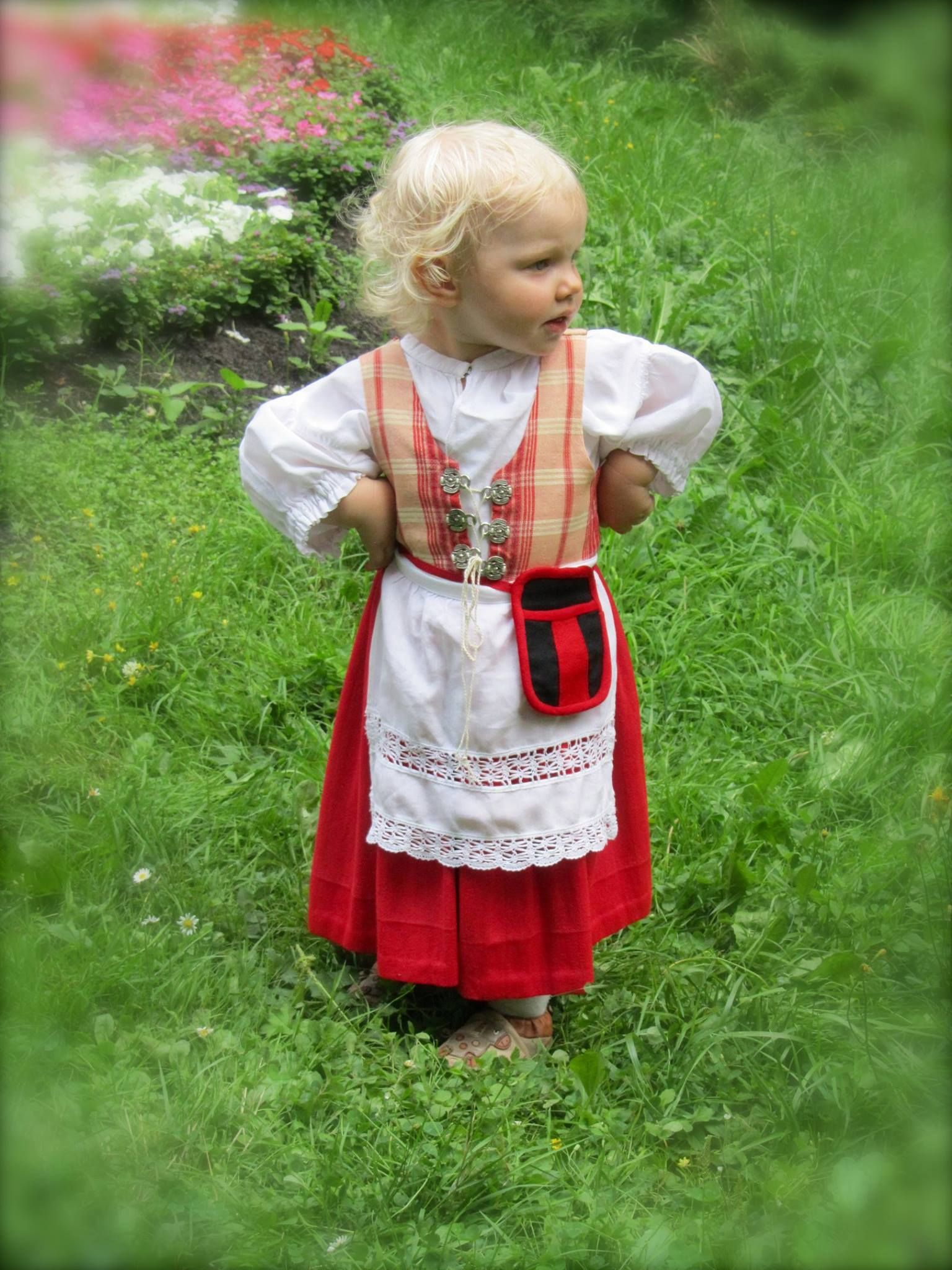 Finland - Tavastian dress