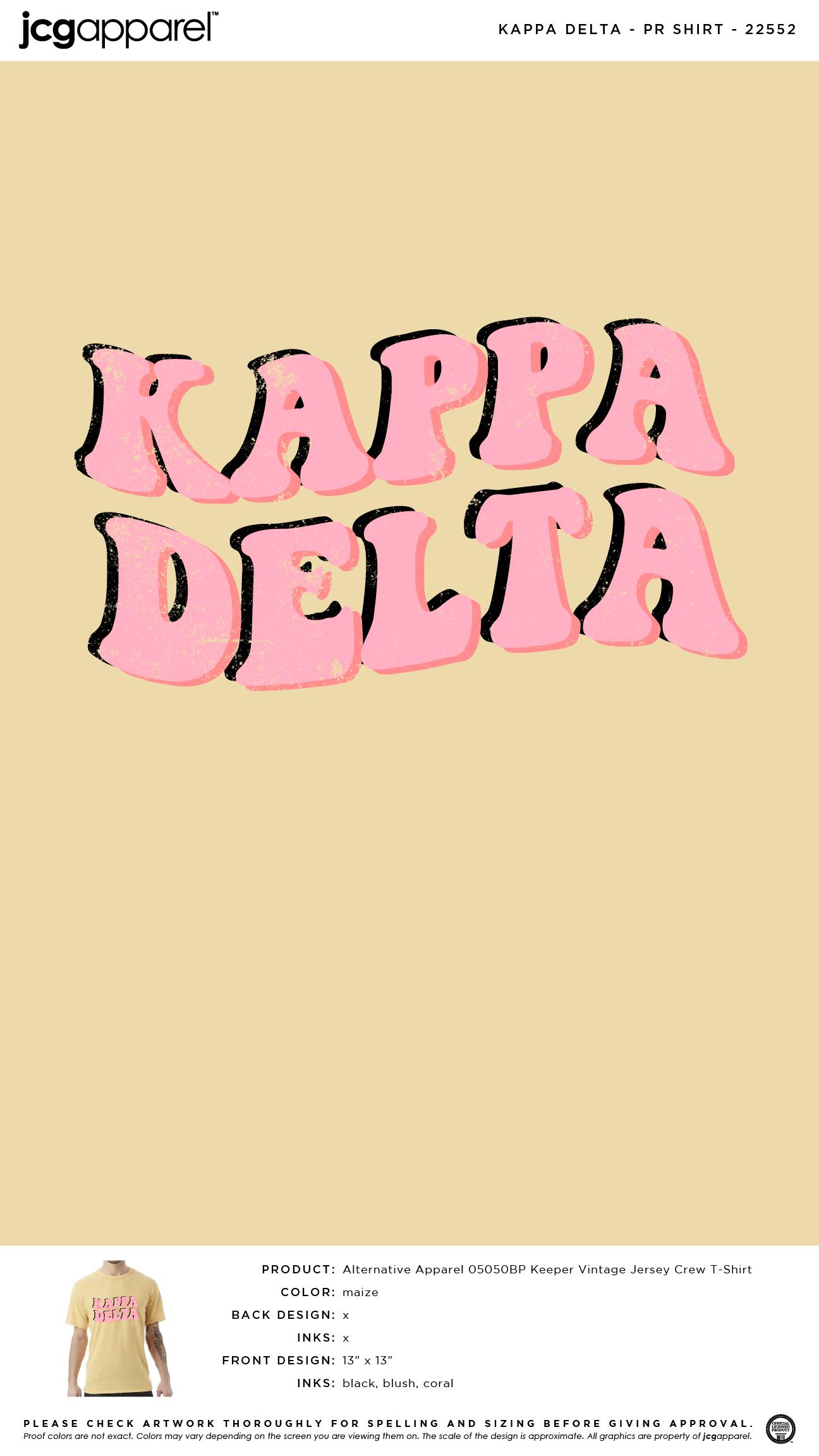 Greek Letter Before Kappa.Kappa Delta Pr Shirt Sorority Pr Shirt Greek Pr Shirt