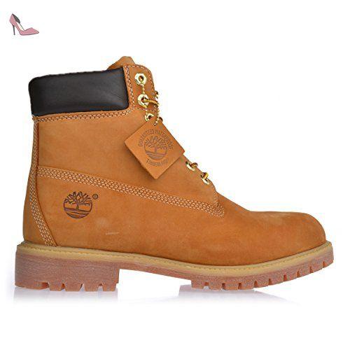 chaussure timberland botte