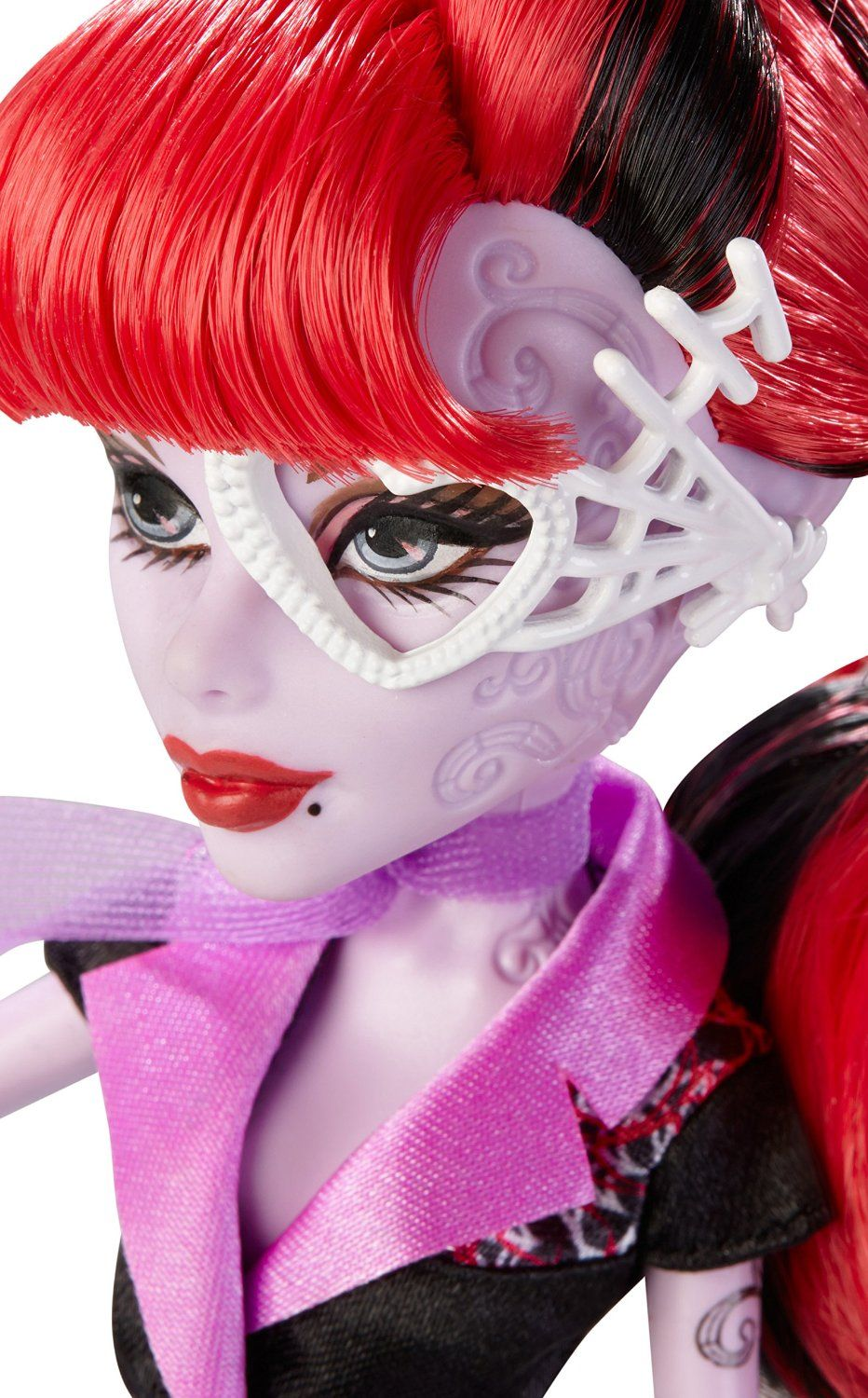 Monster High Monster Scaritage Operetta Doll (I