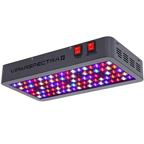 Viparspectra Reflector Series 450w Led Grow Light Full Sp Https Www Amazon Ca Dp B01g8c1gm4 Re Best Led Grow Lights Led Grow Lights Grow Lights For Plants