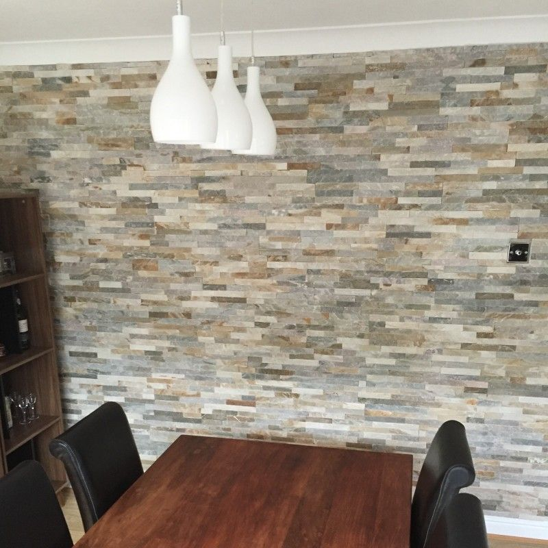 Oyster Split Face Panels Offer The Same Beautifully Earthy Tones And