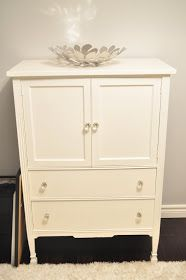Living Beautifully...One (DIY) Step At A Time: Cabinet Reveal!