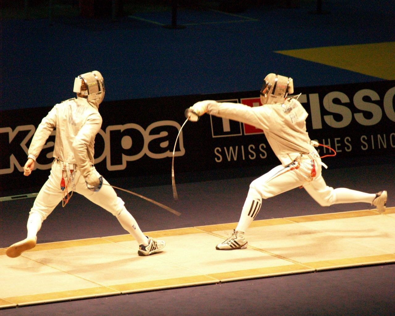 Wallpapers Fencing Sport Sports Fence