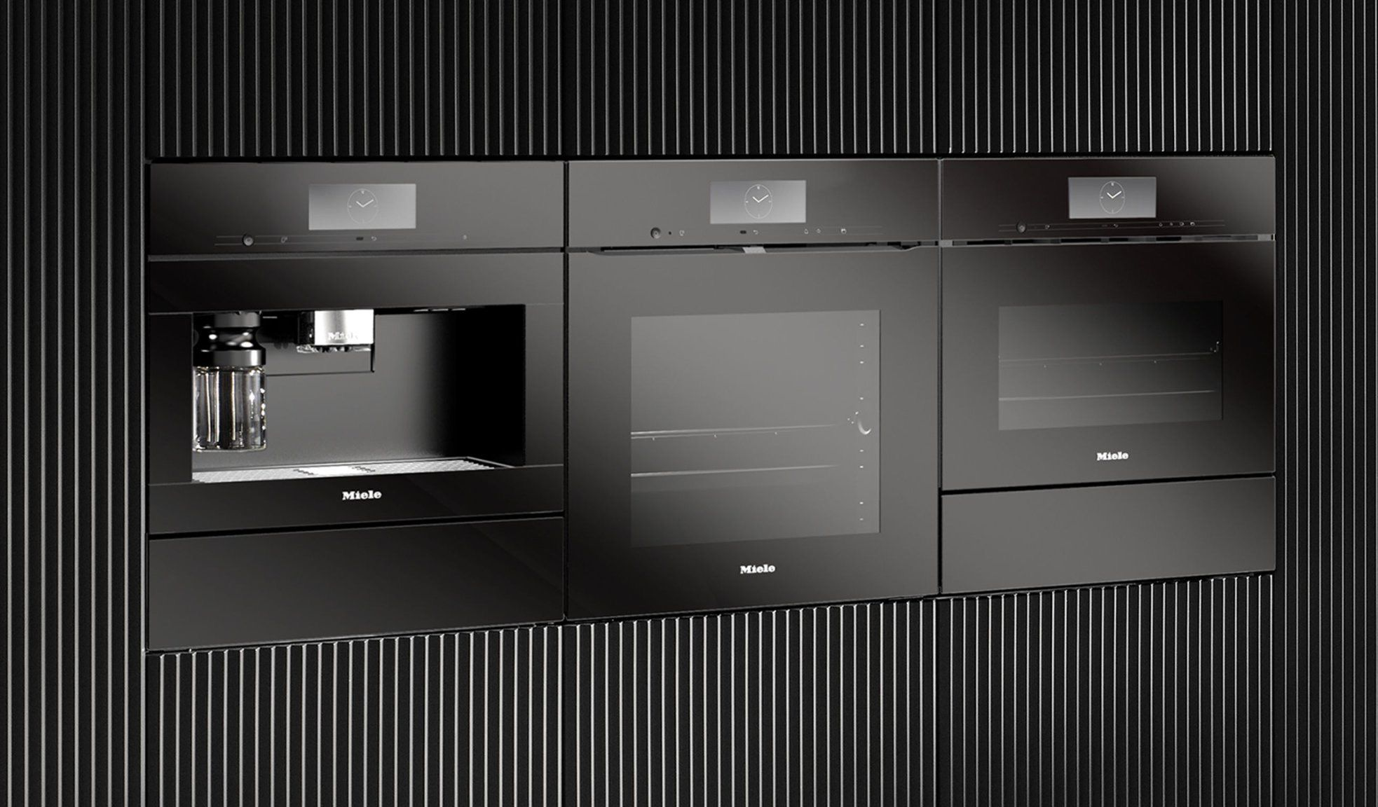 No One Does Luxury Kitchen Appliances Quite Like Our Partners