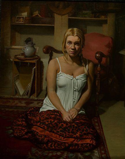 Untitled by Bobbi Dunlop Oil ~ 20 x 16