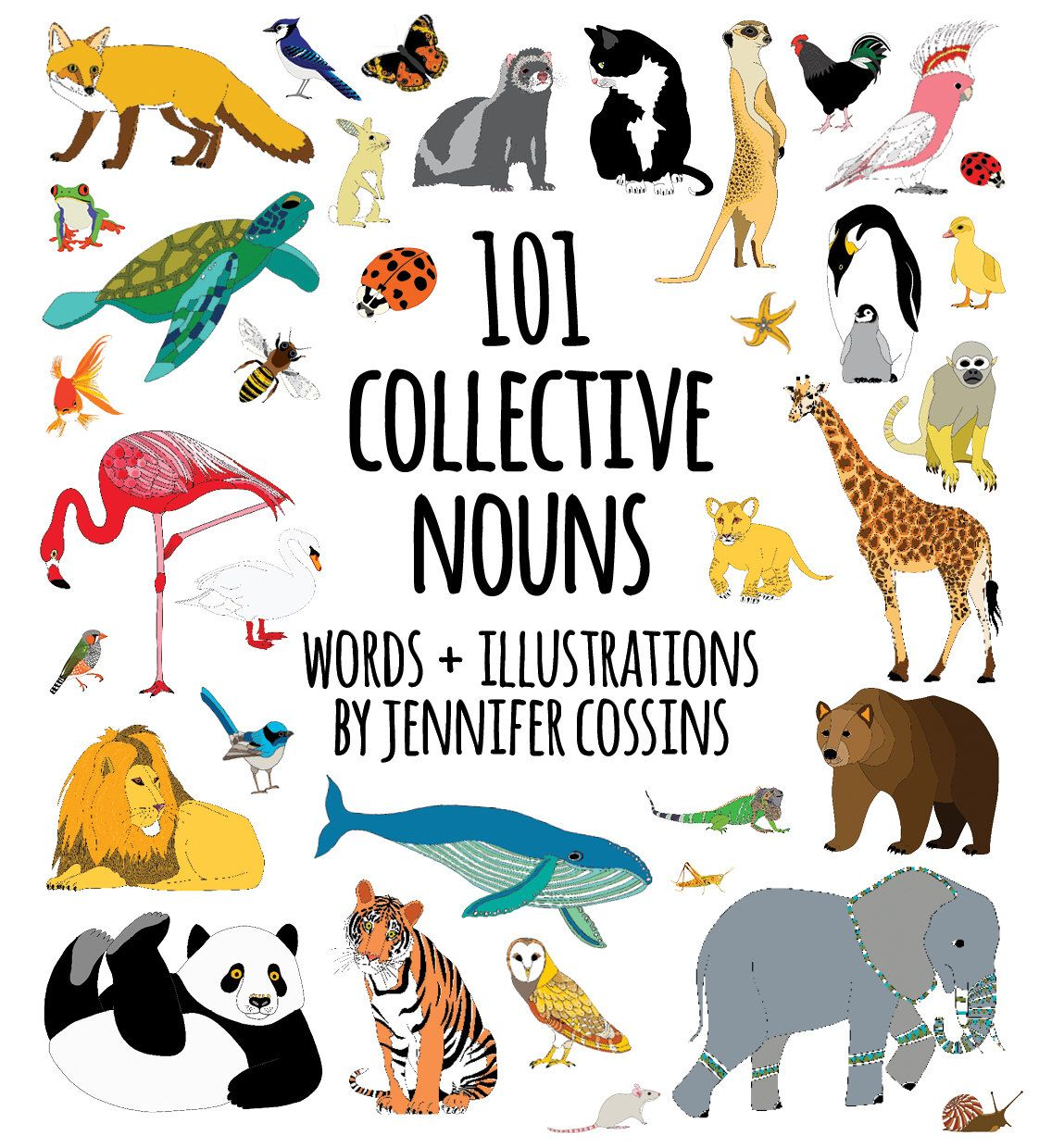 101 Collective Nouns By Redparka On Etsy S Sy