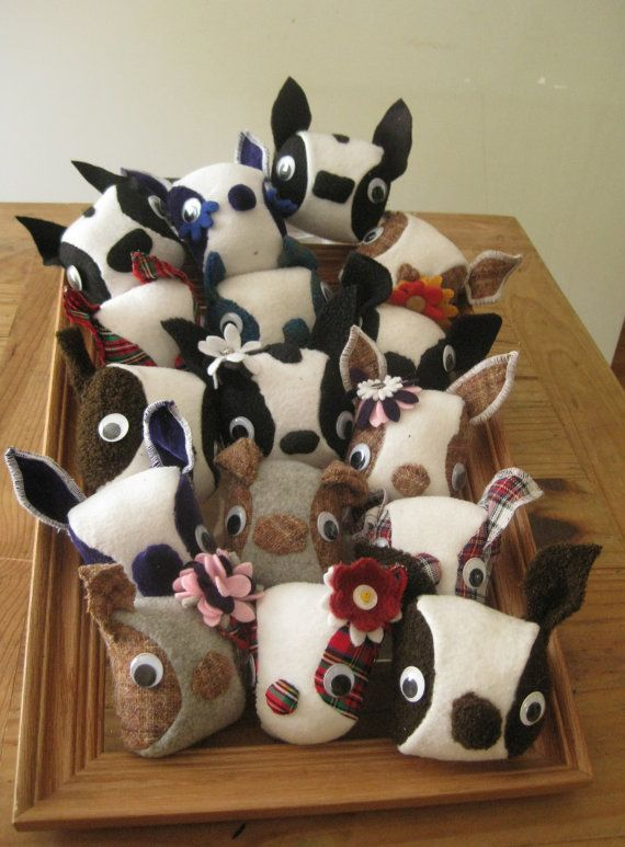 Sew Boston Terrier Pinterest