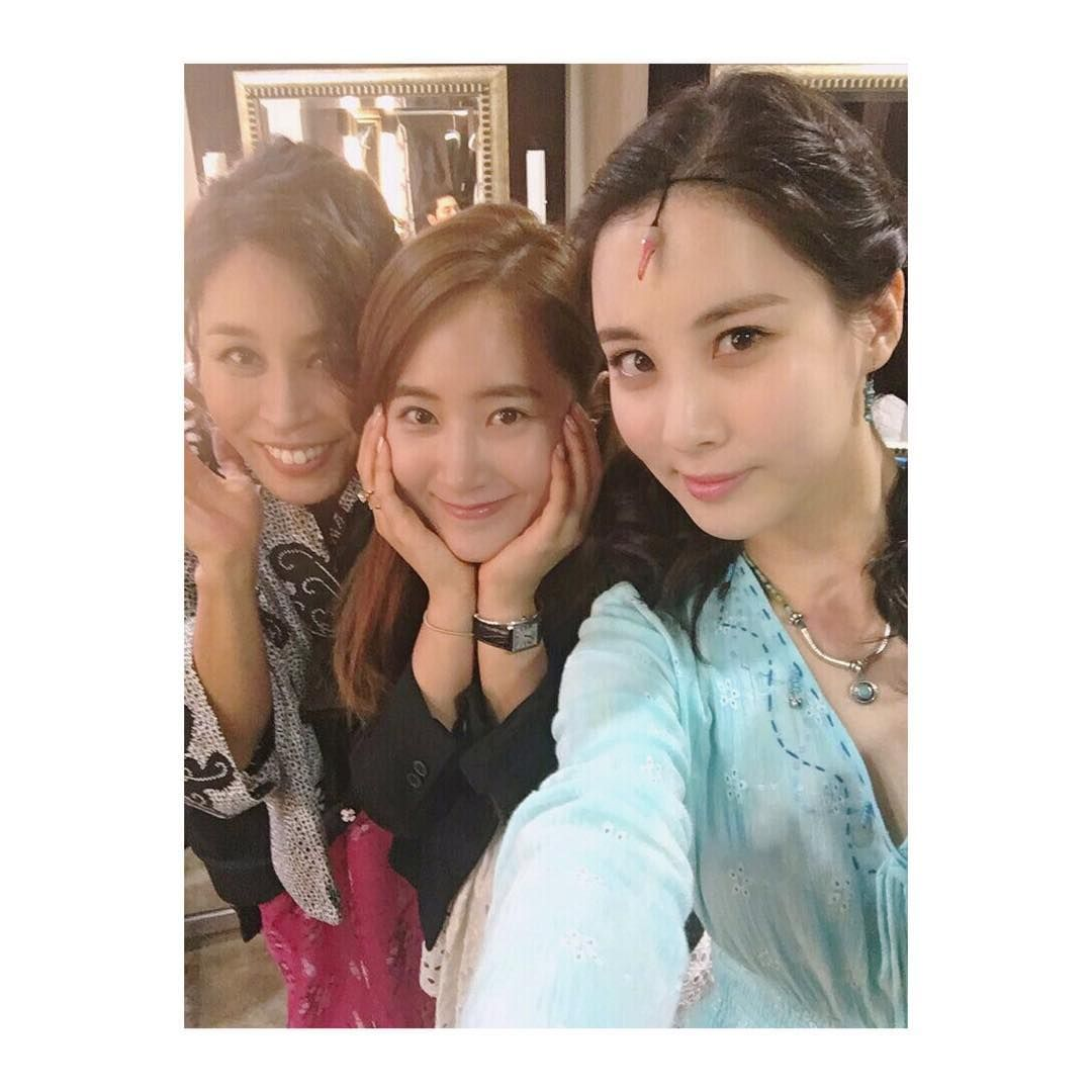 yuri y seohyun de girls generation