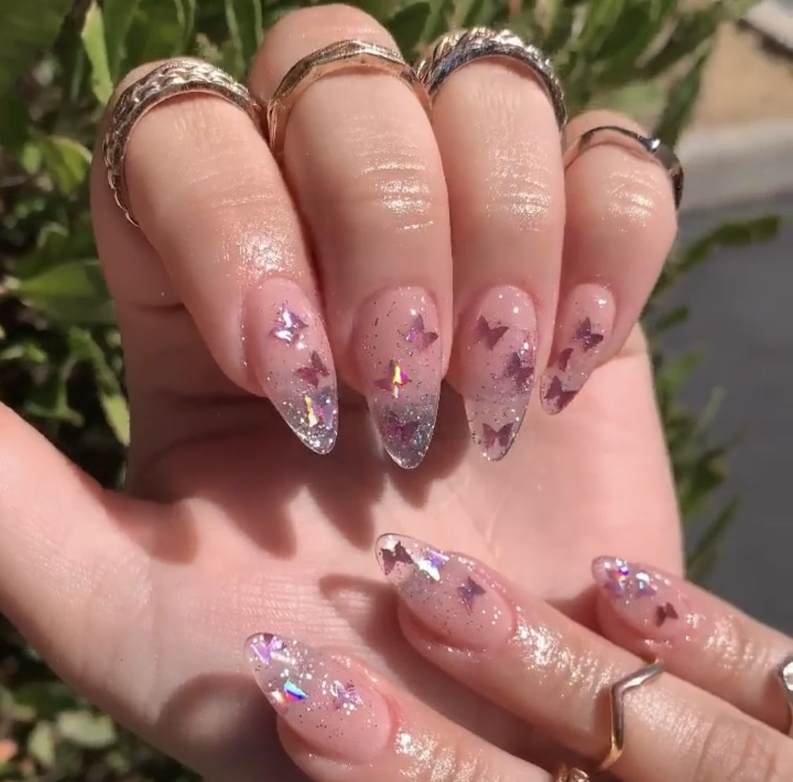 Almond Nails Almond Acrylic Nails Designs Swag Nails Almond Nails Designs