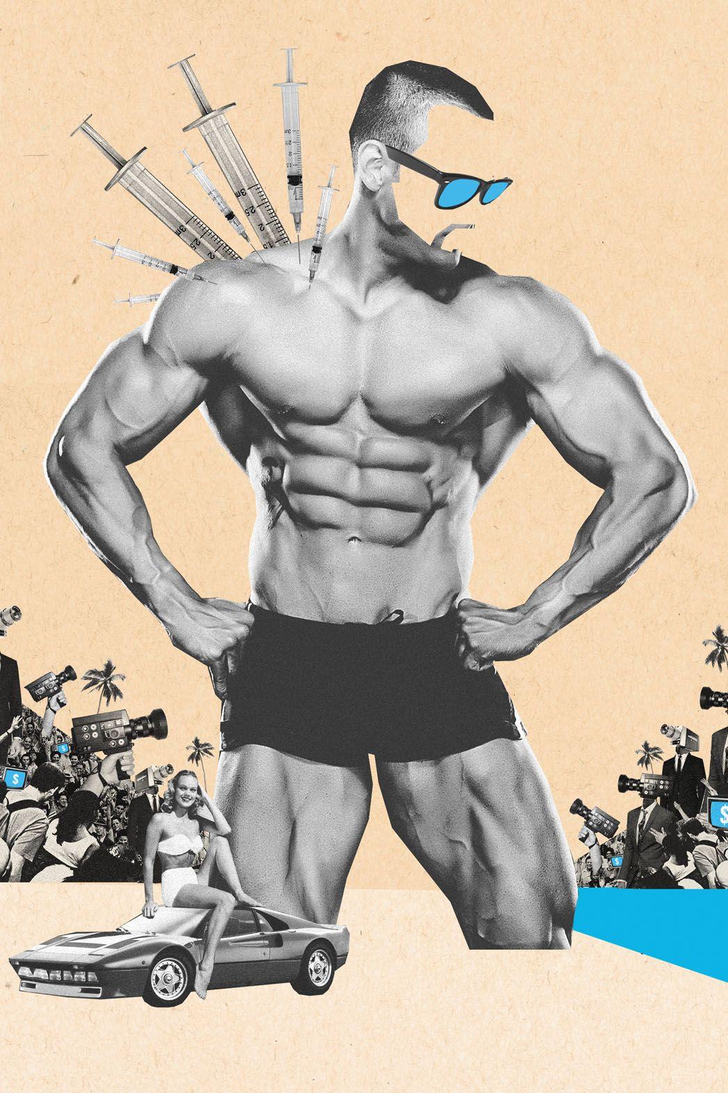 Steroid Man