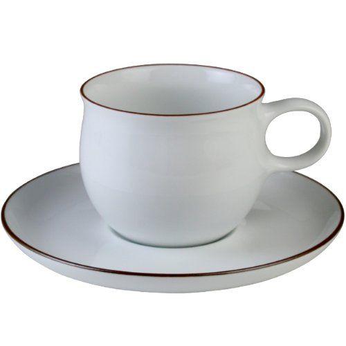 Amazon.co.jp: 白山陶器 G型コーヒーカップ&ソーサー: ホーム&キッチン