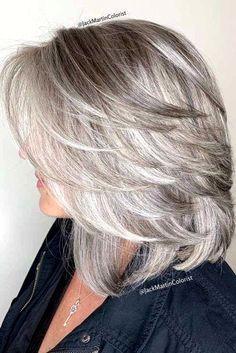 55 medium length hairstyles ideal for thick hair medium