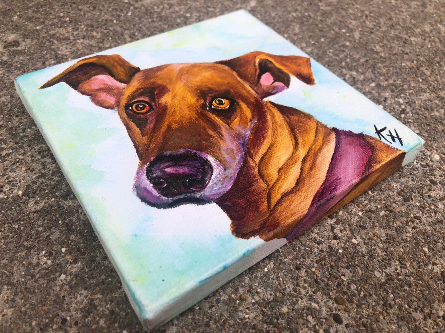 Excited to share this item from my etsy shop Painted Pet