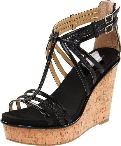 Nine West Women's Romancing T-Strap Sandal