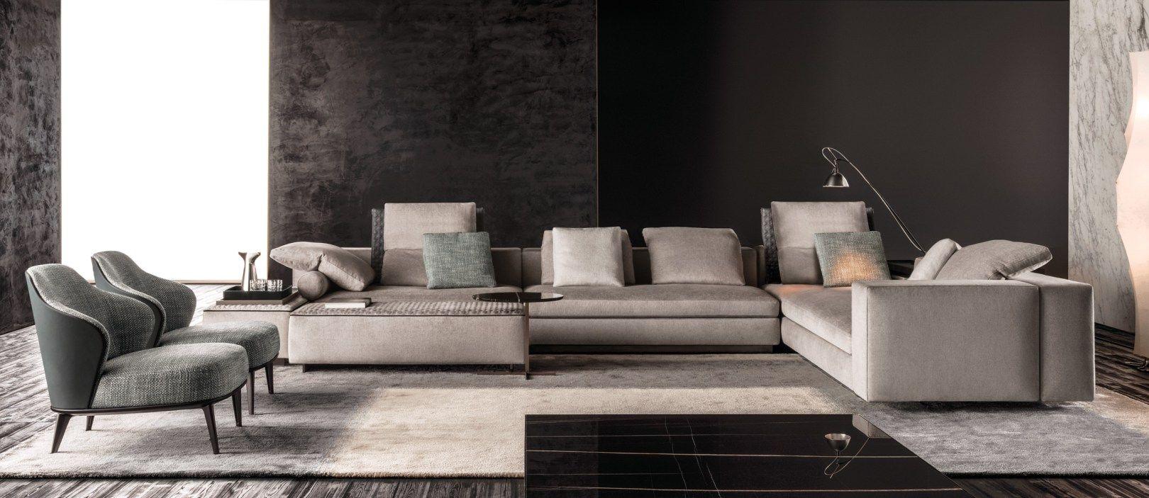 Sofa Shapes Explained Design Minotti Home