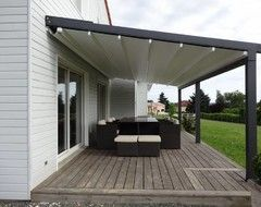 Retractable Awning   Traditional   Patio   Sydney   Amandast99
