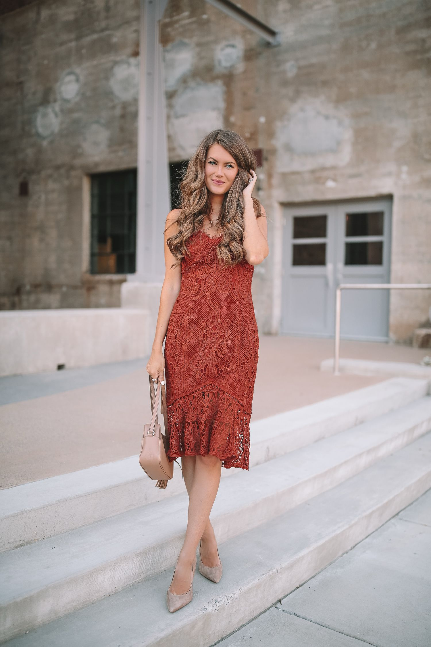 What to Wear to a Fall Wedding Southern Curls & Pearls