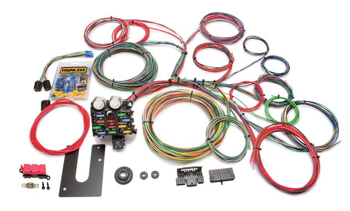 Painless Wiring Harness Racing
