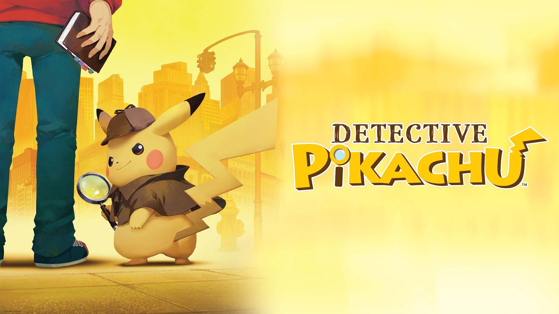 Image result for detective pikachu background
