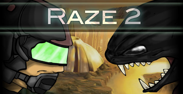 Raze 2 Is An Awesome Arena Shooting Game