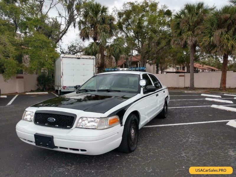 Car For Sale 2004 Ford Crown Victoria Police Interceptor