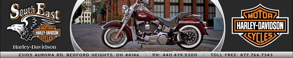Ohio Motorcycle Dealer South East Harley Davidson Sales Inc Buell Softail Deluxe Harley Davidson Dealership Softail