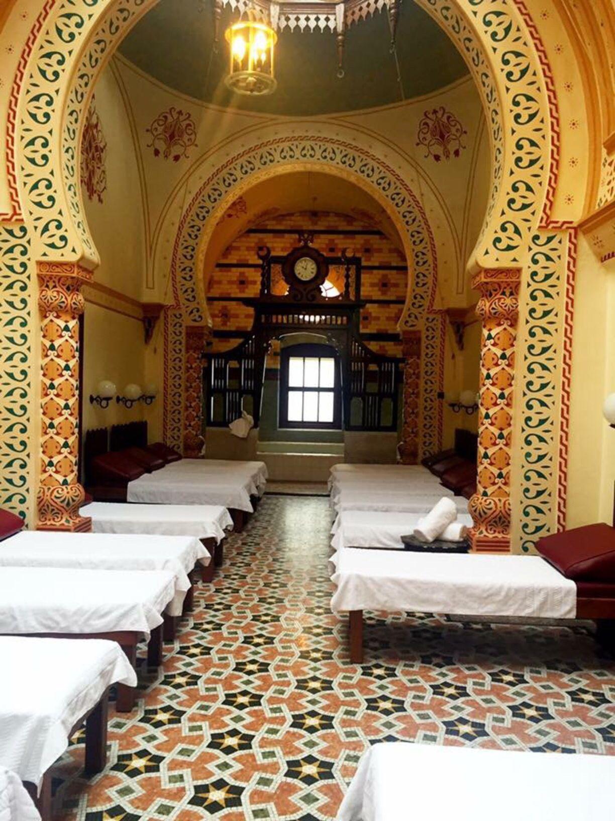 Harrogate Turkish Baths & Health Spa, Harrogate, England — by Claire ...