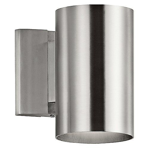 Outdoor 1 Light Cylinder Wall Sconce Outdoor Walls Outdoor Wall Sconce Outdoor Wall Lighting